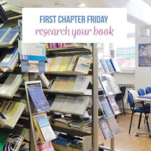 Download a First Chapter Friday PDF.