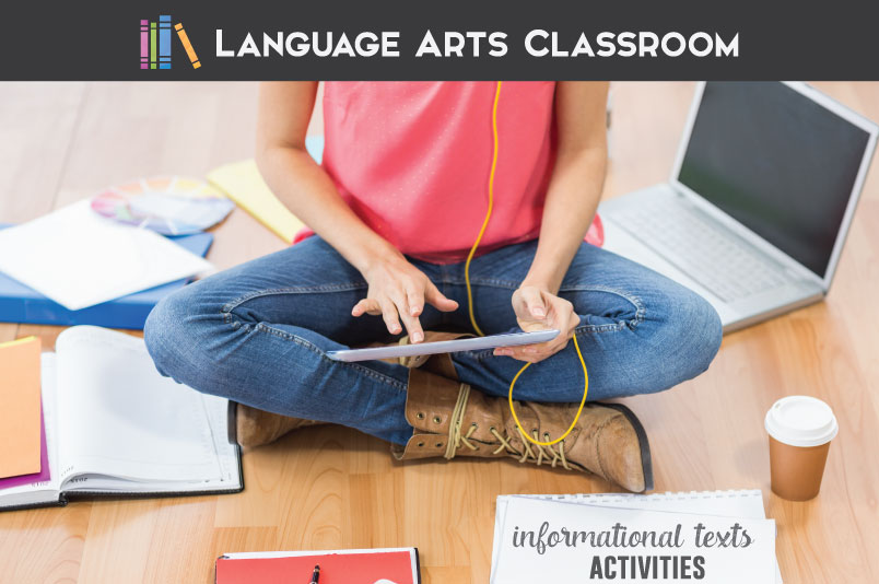 Teach informational texts with these engaging activities