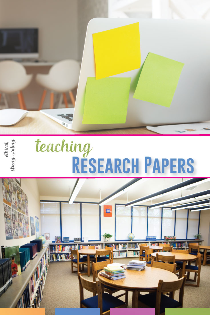 Teaching research skills to high school students is an important part of any secondary ELA class. Teaching students how to write a research paper is a skill they'll carry over to college and careers. Research papers require attention to detail and strong writing. Teach ninth grade and tenth grade language arts classes with these teaching ideas for writing papers. Student essays will be stronger with ethical research. Model the writing process for research units.
