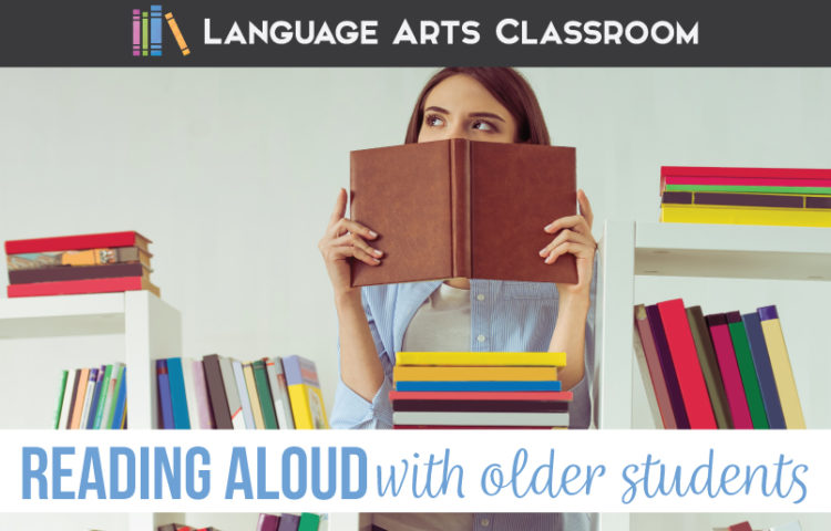 Reading aloud to older students provides many benefits. Incorporate reading aloud in class.