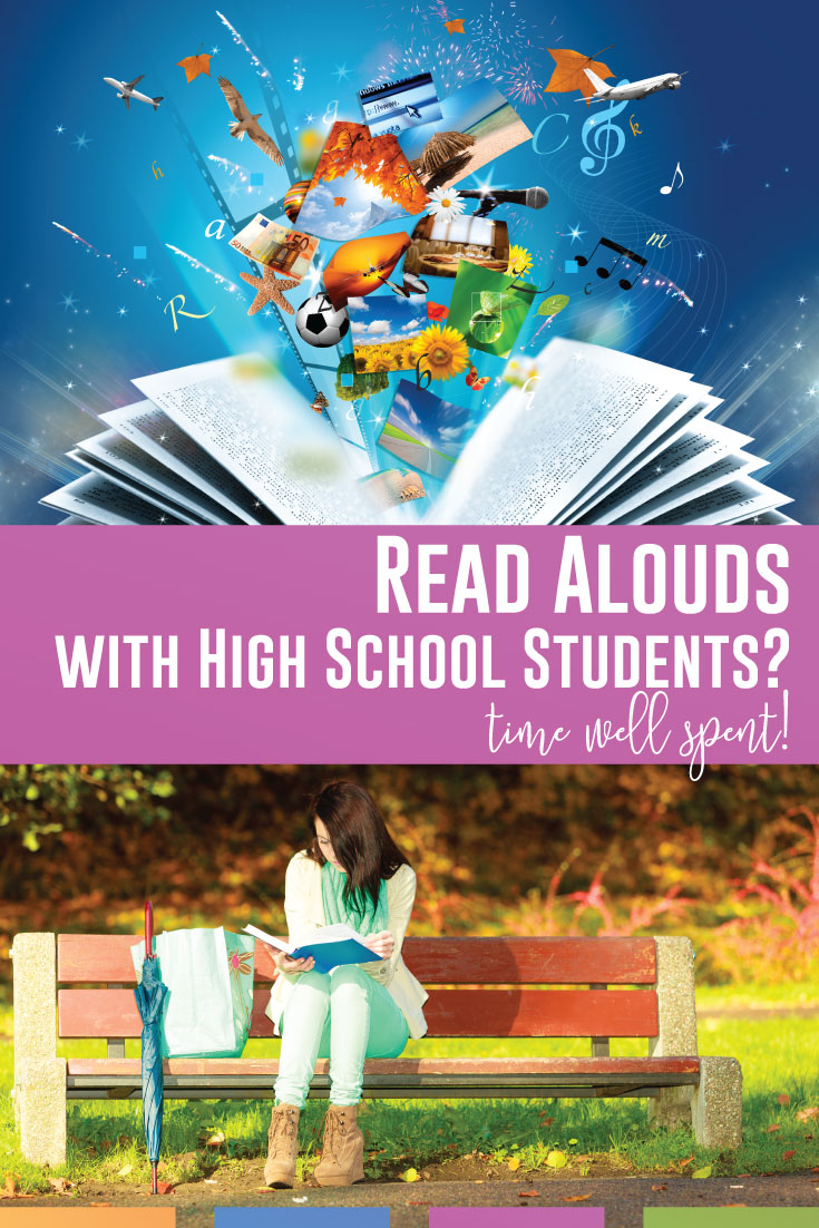 Reading aloud: add reading aloud in class to your secondary ELA classroom. Reading to secondary students can brighten and engage. Reading for secondary students soothes and helps. Reading aloud to older students works for First Chapter Friday! The benefits of reading aloud to older students is clear.