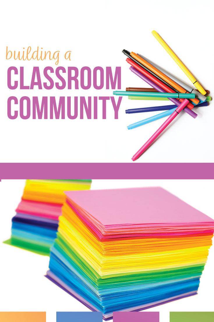 Creating a classroom community takes a variety of approaches to work for teachers & students. A classroom community can help with student-teacher relationships & classroom mangagement. Creating a classroom community takes intentional practices & implementations. How to build community in the classroom? Teachers explain how to build community in a middle school classroom to improve classroom management.