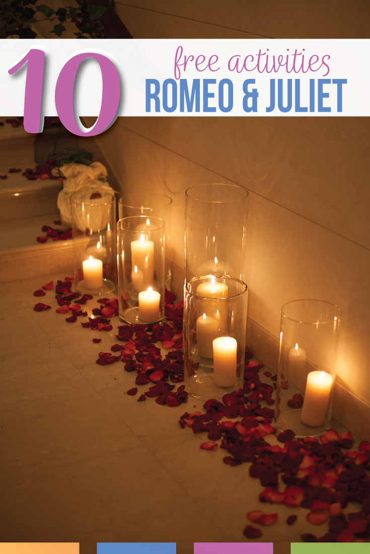Do you need Romeo and Juliet activities for teaching ninth grade? Included are Romeo and Juliet lessons and introduction activities. Also, possible fun introduction activities are in a free download.