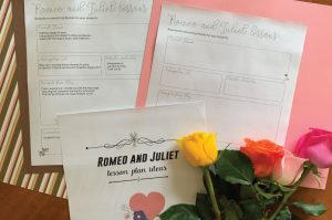 Romeo and Juliet free download: teacher planning guide.