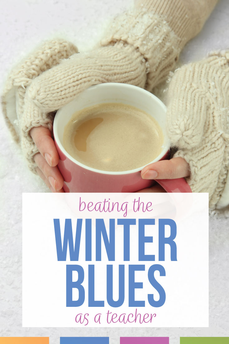 Beating the winter blues as a teacher should involve your personal & professional lives. Teacher blues happen as the school year continues & as the stress of teaching weighs on you. Help yourself with winter language arts activities that will help you beat the Sunday scaries as a teacher. Keep your teacher space organized & your life in check. Download free activities to help beat the winter blues as a teacher.