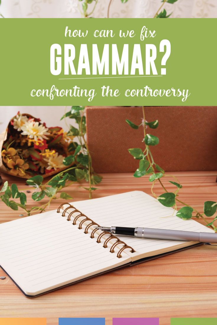 Grammar must be taught, but how? Is grammar a shameful part of the ELA classroom, or something that will benefit students? Look at the controversies surrounding grammar lessons.
