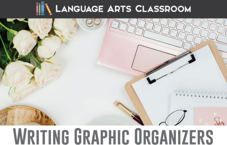 Could graphic organizers be the trick your students need for their writing? Add writing graphic organizers to your lessons. #WritingActivities #GraphicOrganizers