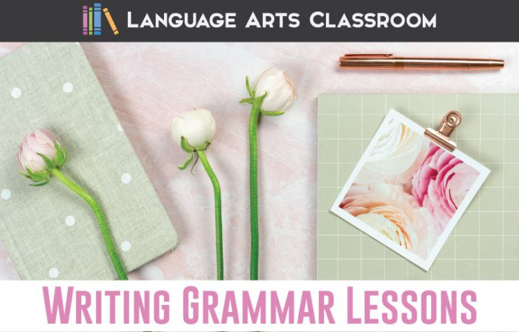 What kind of grammar lesson do you want your students to experience? Some refection upon writing and delivering grammar lessons. #GrammarLessons #MiddleSchoolELA