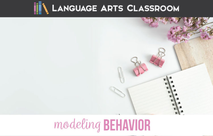 How can a teacher model behavior for students? A few teacher tricks to be the role model our students need. Build student relationships through modeling behavior.