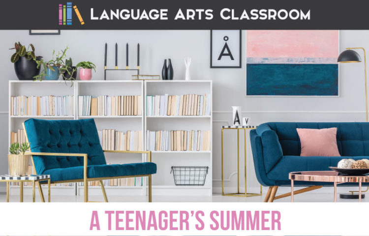 Working with older students during summer break? Increase reading & provide alternative learning oppotuntities. Summer writing activities can incorporate family values & prep students for the next year of high school. Stop the summer slide with teenagers by encouraging reading & diverse activities.