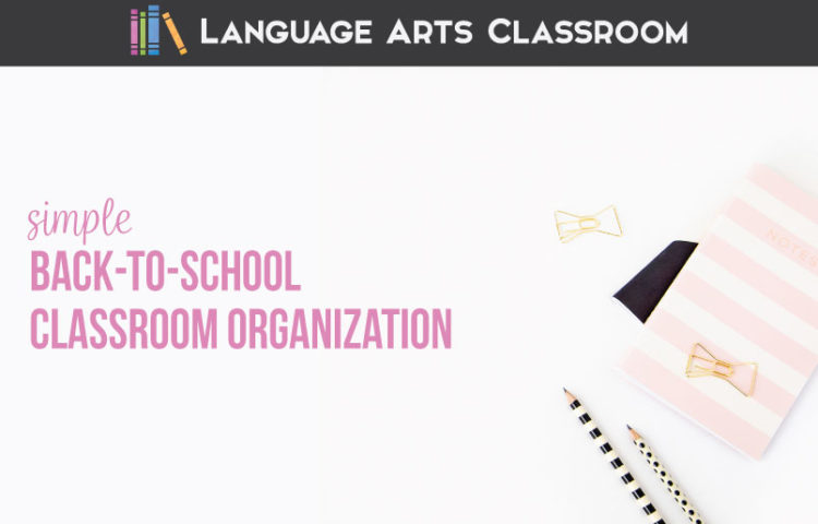 Teacher organization? Read tips for getting the school year off to the best start. High school teacher organization tips are here!