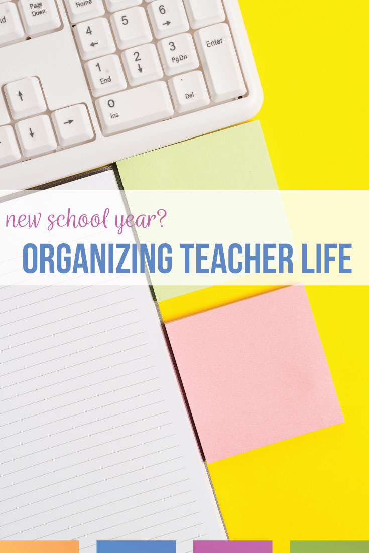 Looking for teacher organization tips? This teacher provides high school teacher organization tips specific to back to school organization. Continue the habits you start early in the year with sensible teacher organization tools. Establish classroom routines and organizational habits in the classroom that you can model for your students.