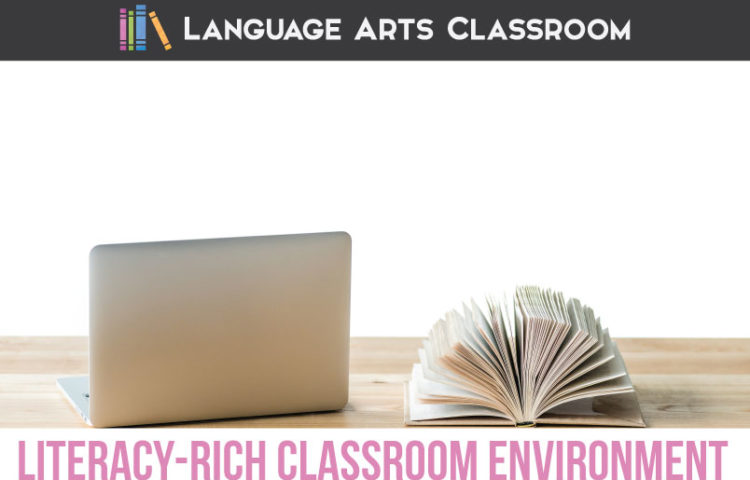 A literacy-rich secondary classroom can be achieved with specific designs, purposeful reading habits, and modeling of reading. Designing classrooms for literacy works with high school language arts classes. A literacy-rich classroom will improve classroom management, relationships with students, & overall student engagement. A literacy-rich classroom environment benefits secondary English students.