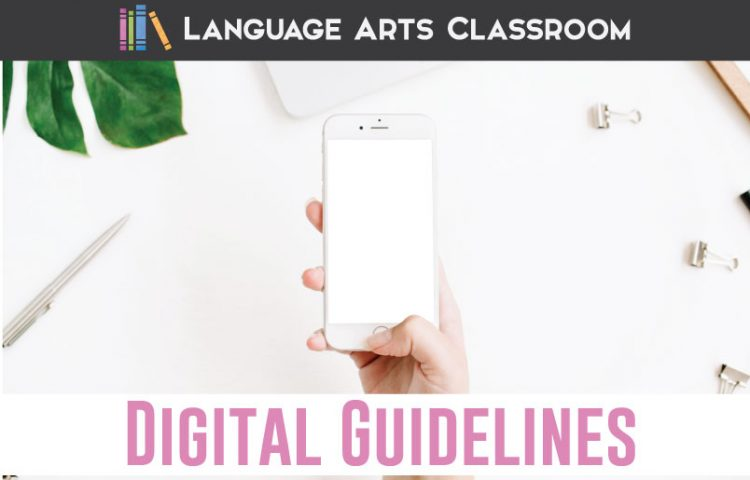 Digital classrooms call for digital guidelines. These ideas should help with classroom management.