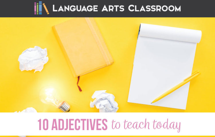 Add a splash of color to vocabulary and grammar lessons with these ideas. Meet language standards by elevating both grammar and vocabulary lessons. Grammar word walls work well with vocab activities.