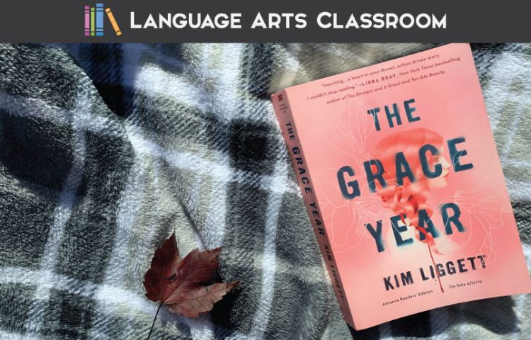 The Grace Year by Kim Liggett will interest students who enjoyed The Hunger Games or Lord of the Flies. Add this dystopian literature to your classroom library. #YoungAdultLiterature