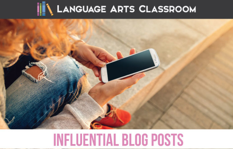 Every year in education matters, and in 2019, these ideas resonated with teachers. Read a dozen influential blog posts. Influential education blog writers cover their education ideas.
