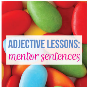 Activities for adjectives: a complete lesson plan for adjectives. Activities about adjectives can engage middle school ELA students.