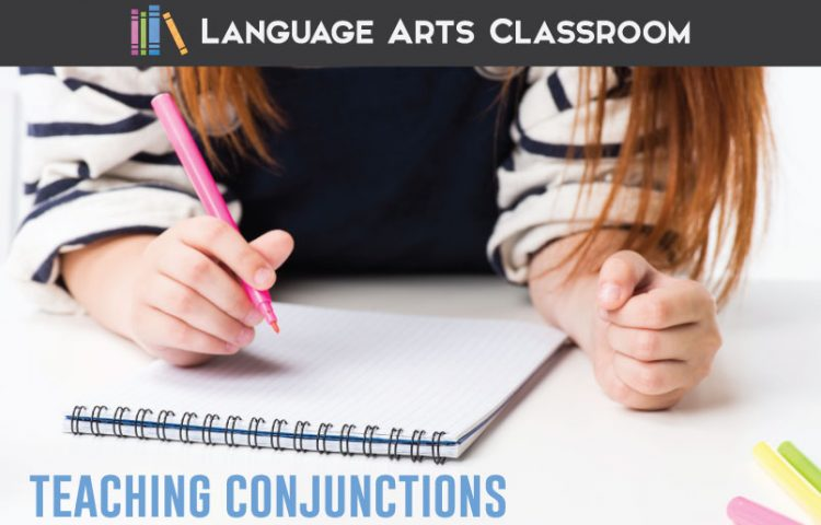 Conjunctions lesson plans can be interactive and hands-on. Teaching conjunctions requires a few decisions and lots of scaffolded activities.