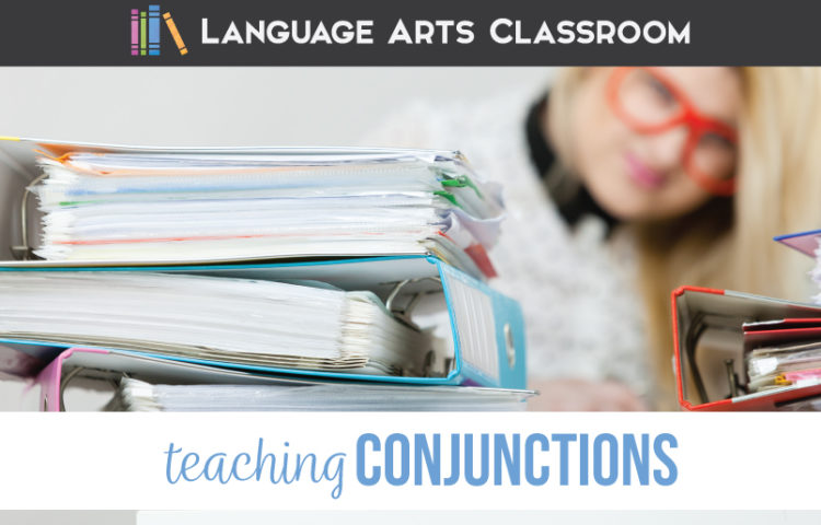 Add conjunctions lesson plan to your sentence structure activities for scaffolded grammar practice. Conjunctions activities allow work on semicolon and comma use. A conjunctions activity should connect rammar to writing. Conjunction activities for middle school language arts & high school language arts are part of speech lesson plans & sentence structure lesson plans. Add a conjunction lesson plan to your ELA classroom.