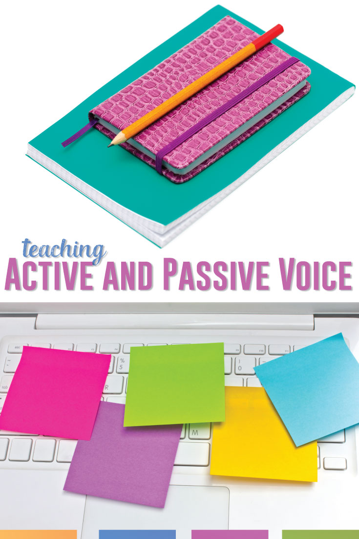 Teaching active and passive voice is a great way to connect grammar to writing You also can use more than an active and passive voice worksheet.