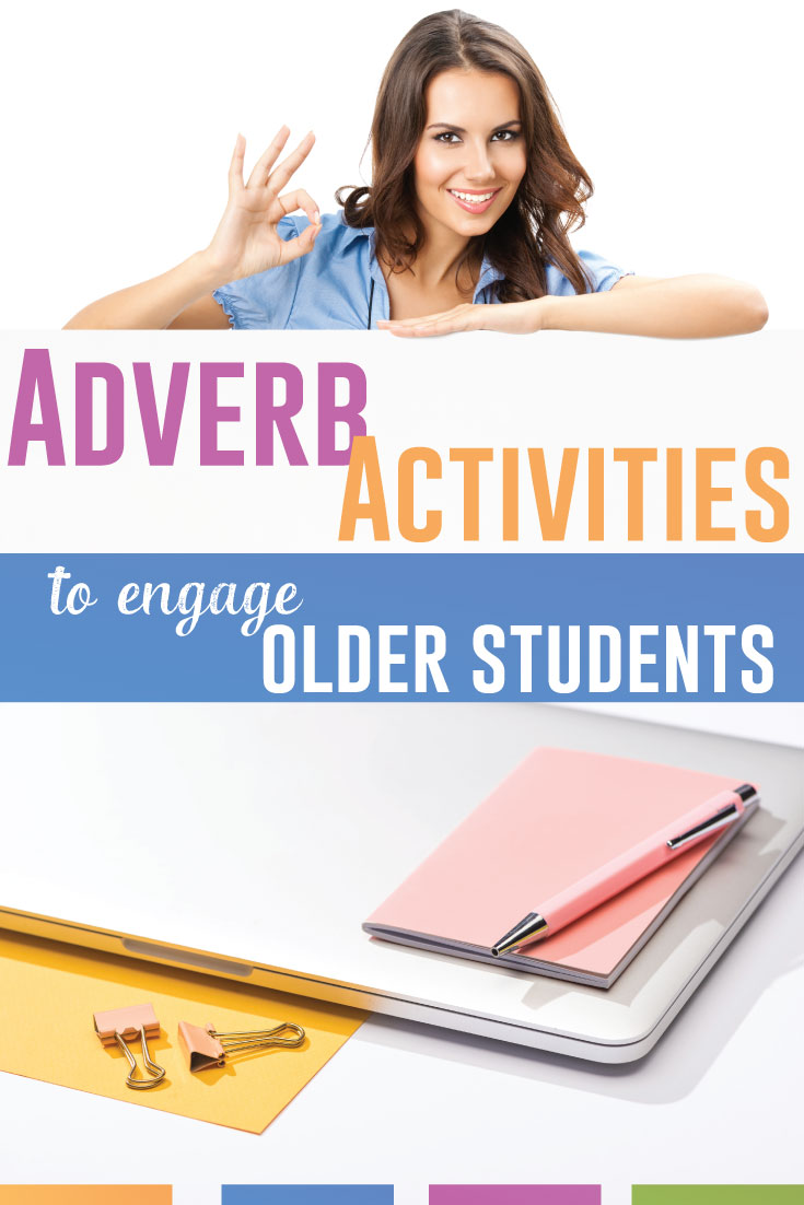 Adverb lesson plans can move beyond the adverb worksheet.