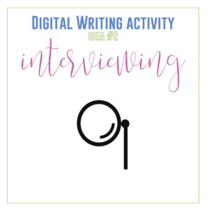 Looking for digital writing activities for distance learning? You do NOT need to overwhelm yourself or students. With these ten activities, you can meet standards and fairly assess students. Creative writing distance learning activities are fair to high school writing students.