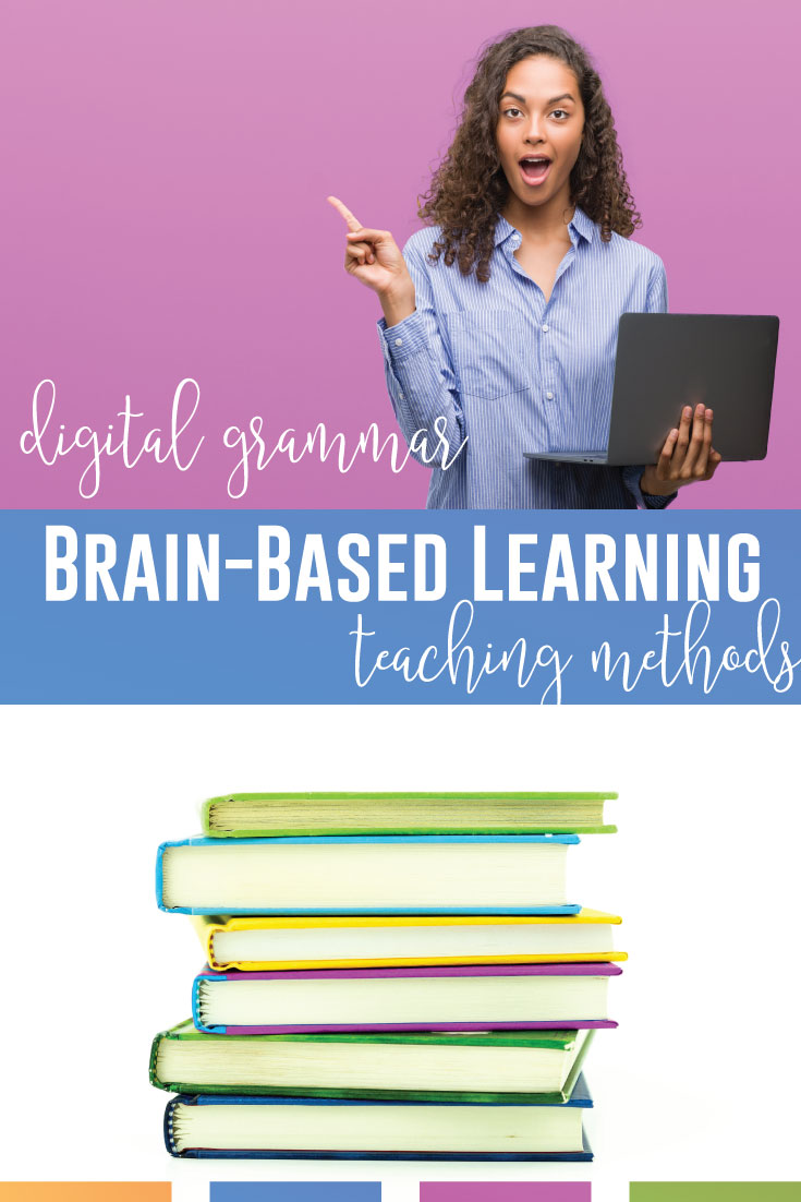 Digital grammar can provide scaffolding, differentiating, and brain-based learning opportunities.