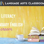 How can English teachers build literacy in the secondary classroom?