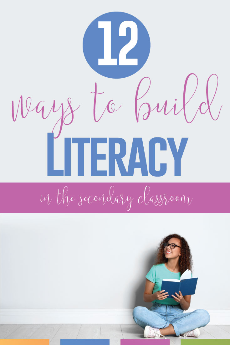 How can ELA teachers build literacy with their secondary students?