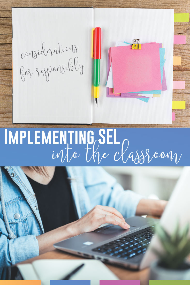 When incorporating SEL into the classroom, consider a few steps so you are safely presenting information to students.