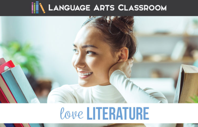 Share your love of literature with your students. Build a classroom library and engage secondary students with literature love.