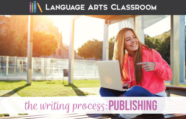 Publishing is an important part of the writing process. If you're looking for where to publish student writing, these platforms give you variety.