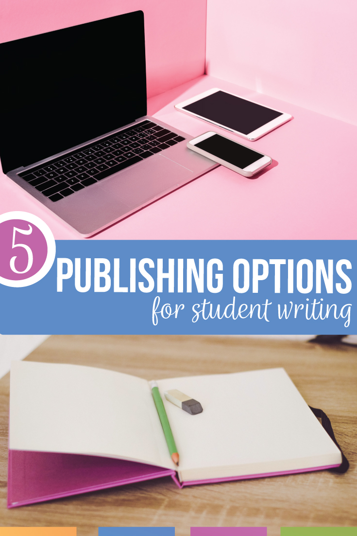 Are you looking for where To Publish Student Writing? Here are five publishing options for student writing. Get your students' writing in front of an authentic audience.
