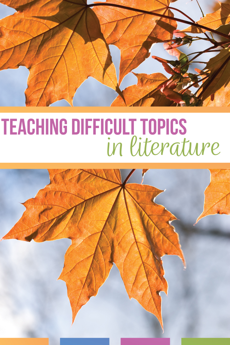 How can we English teachers teach literature with difficult topics like child abuse? While looking at literature through a trauma informed view, secondary teachers owe their students honesty and safety.