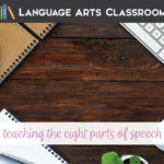 Are you looking to teach the eight parts of speech in hands on and fun ways? Add these eight parts of speech activities to your eight parts of speech lessons.
