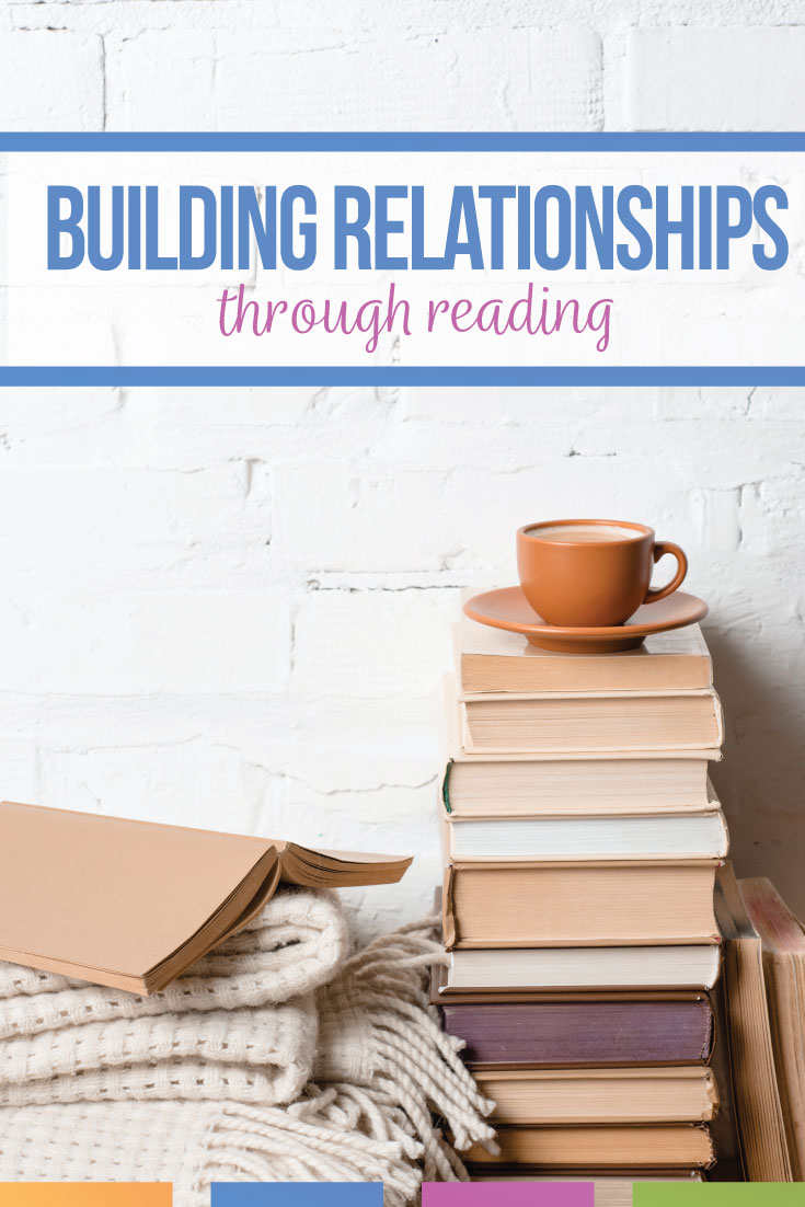 Can teachers build relationships with their students through the content? Reading and writing with students can build meaningful relationships that lead to increased classroom management. Plus, students connect to the material and find meaning in the content.